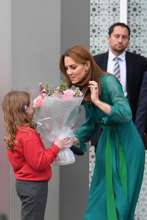 Kate Middleton e il Principe William all'Aga Khan Centre: foto 7