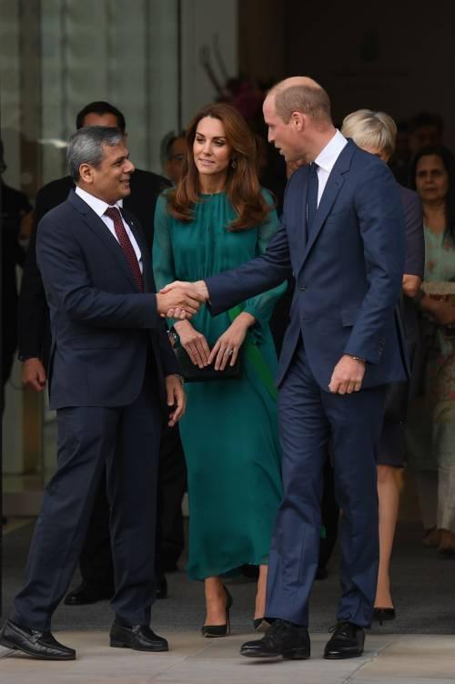 Kate Middleton e il Principe William all'Aga Khan Centre: foto 8