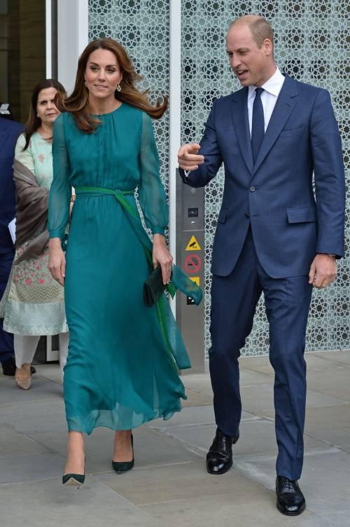 Kate Middleton e il Principe William all'Aga Khan Centre: foto 1