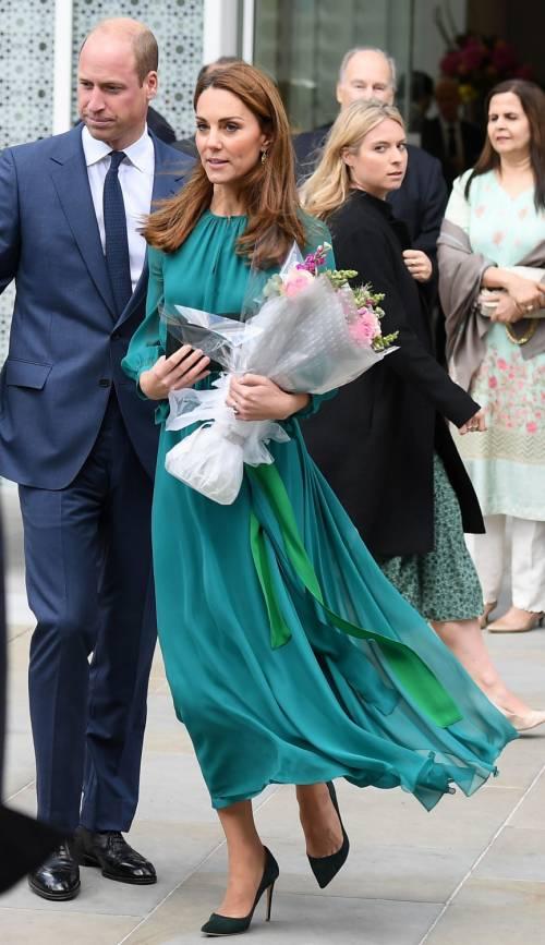 Kate Middleton e il Principe William all'Aga Khan Centre: foto 9