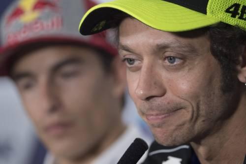 Il dilemma Rossi: ritirarsi senza correre