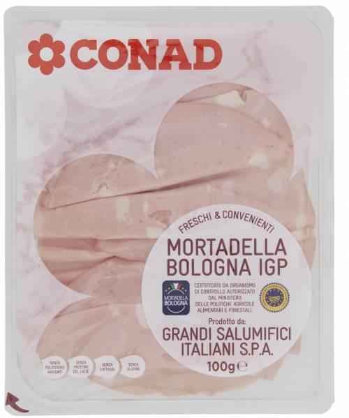 Rischio microbiologico: ritirato dal mercato lotto mortadella Conad