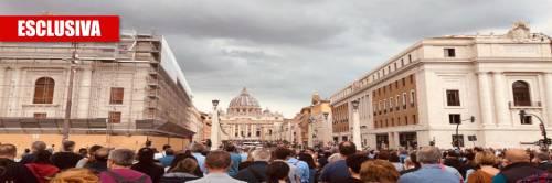 """Il rosario contro la Chiesa di Greta: """"Tesi eretiche al sinodo amazzonico"""""""