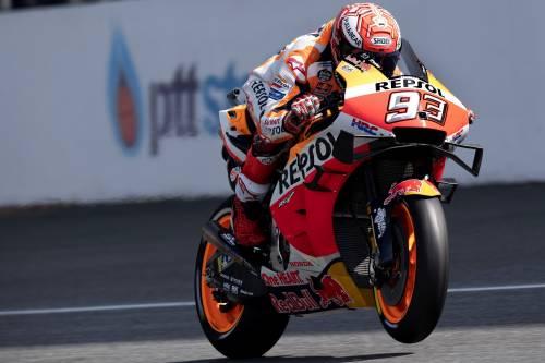 Motogp, Marquez vince a Buriram e si laurea campione del mondo