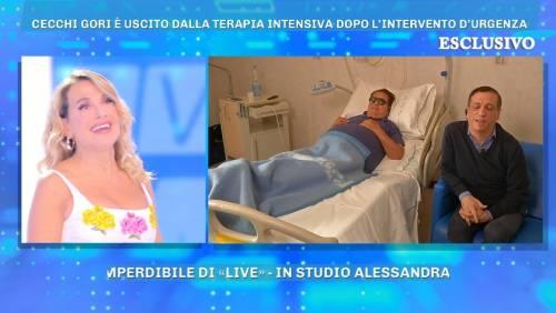 """Vittorio Cecchi Gori: """"Sto bene, appendicite come i ragazzini"""""""
