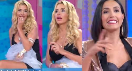 """Valeria Marini: """"Lira o Euro? Era meglio la Lira!"""""""