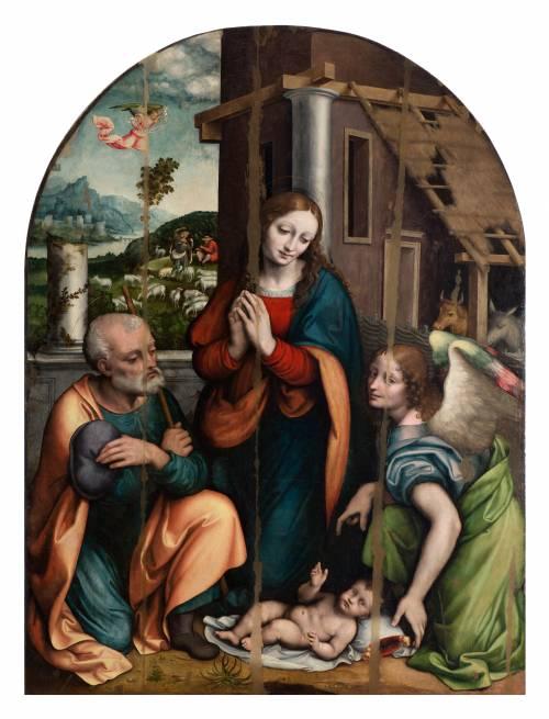 Arte fra Lombardia e Piemonte nel segno di Leonardo a Vigevano