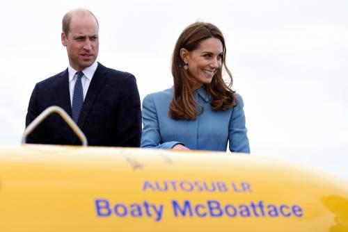 Il Principe Harry, il Principe William, Meghan Markle e Kate Middleton: le foto 5