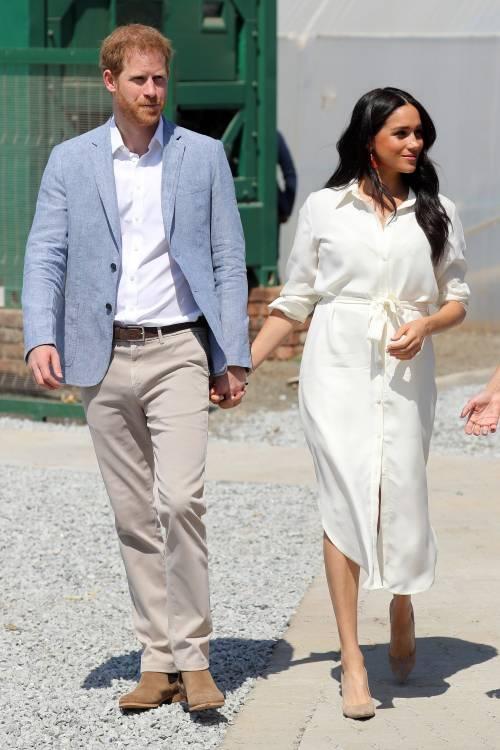 Il Principe Harry, il Principe William, Meghan Markle e Kate Middleton: le foto 6