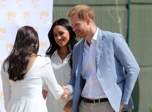 Il Principe Harry, il Principe William, Meghan Markle e Kate Middleton: le foto 8