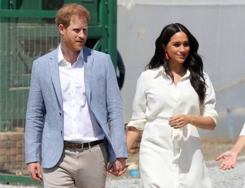 Il Principe Harry, il Principe William, Meghan Markle e Kate Middleton: le foto 10