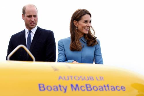 Il Principe Harry, il Principe William, Meghan Markle e Kate Middleton: le foto 2