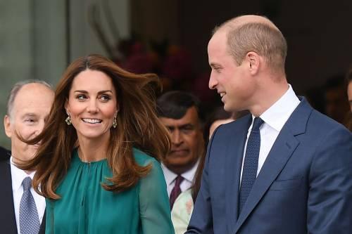 Il Principe Harry, il Principe William, Meghan Markle e Kate Middleton: le foto 4