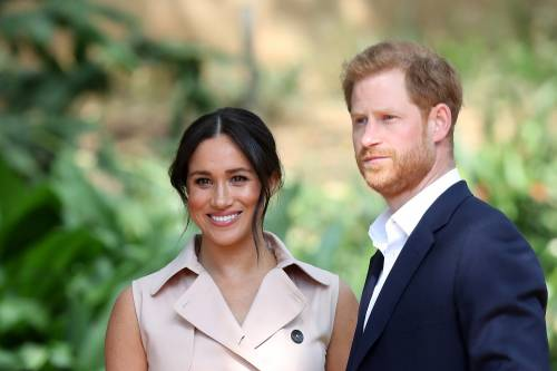 Il Principe Harry, il Principe William, Meghan Markle e Kate Middleton: le foto 7