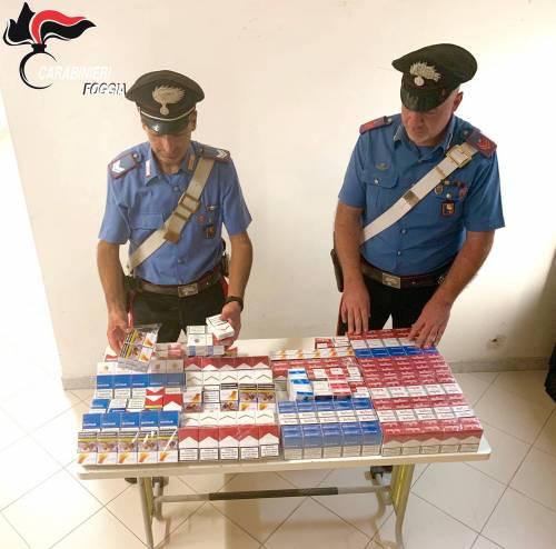 Cerignola, ex coniugi multati per il contrabbando di sigarette