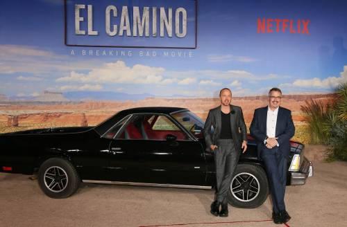 """""""El Camino"""", le foto della première 3"""