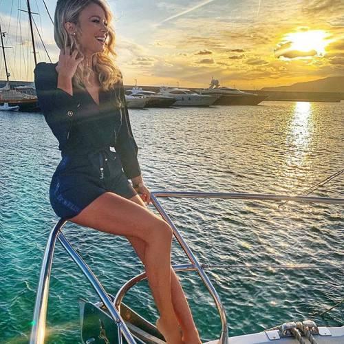 Diletta Leotta incantevole sui social 7