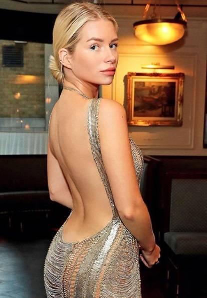 Lottie, la sorella super sexy di Kate Moss 2