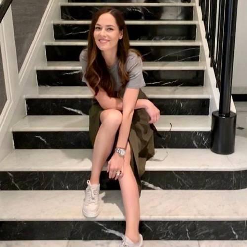 Ana Ivanovic si prende la scena su Instagram 2
