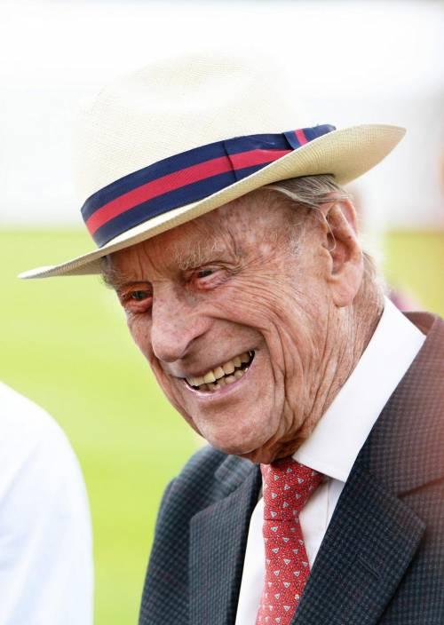 """Il principe Filippo si trova in ospedale: """"Ha un'infezione"""""""