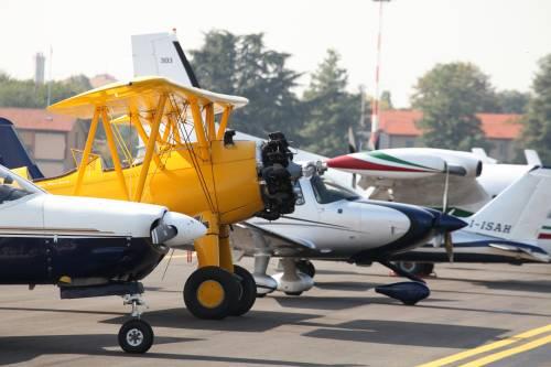Linate, decolla il grande show dedicato al volo e all'aeroporto