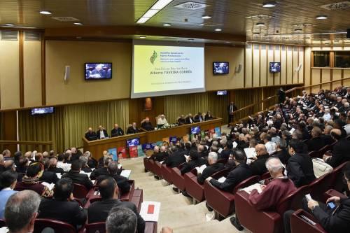 Sinodo per l'Amazzonia, il femminismo debutta in Vaticano