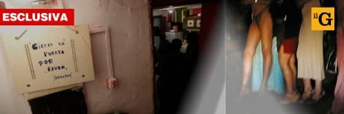 "Le prostitute servono ai tavoli dentro i ""ristoranti"" nigeriani"