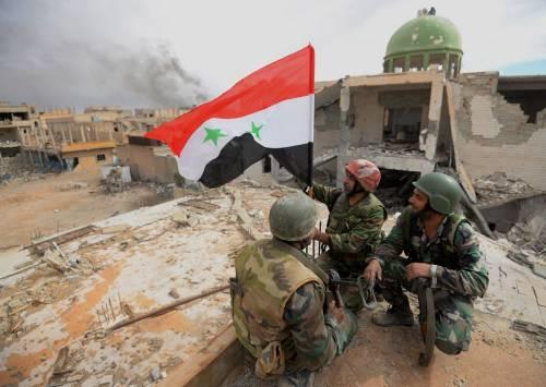 """Siria, l'esercito di Damasco avanza verso nord: """"Fermeremo aggressione turca"""""""