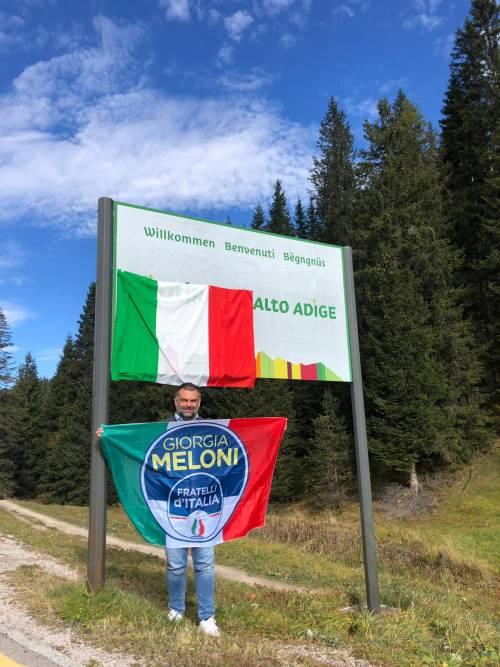 """FdI fa guerra al """"Südtirol"""": """"È Italia, fatevene una ragione"""""""