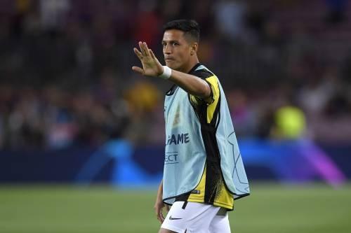 Inter, Sanchez: l'infortunio è serio. Rischio di stop di 3 mesi