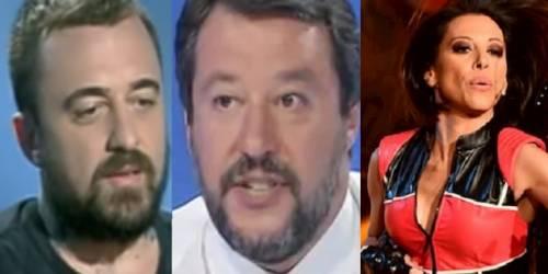 Rubio mette in dubbio il malore di Salvini. La De Girolamo lo zittisce così