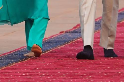Principe William e Kate in visita a Lahore 3