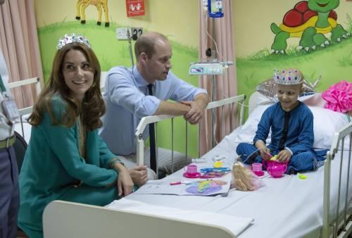 Principe William e Kate in visita a Lahore 5