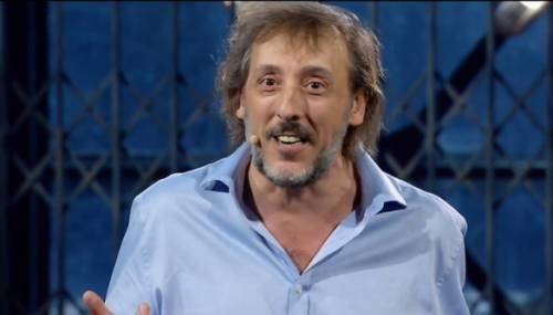 """Massimo Ceccherini: """"Non voglio più vedere Garrone perché ho la prostata infiammata"""""""
