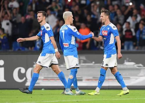 Milan, Ibrahimovic verso l'addio: Milik il suo sostituto