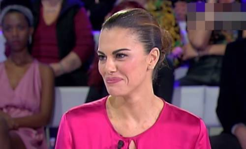 "Jonathan Kashanian gela Bianca Guaccero in diretta: ""Hai un flirt con Fabrizio Moro?"""