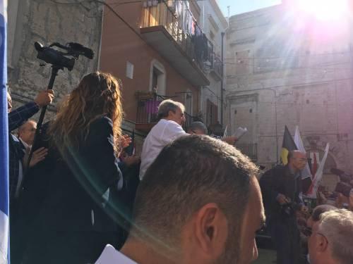 Bari, Emiliano presenta la sua candidatura alle prossime regionali 9