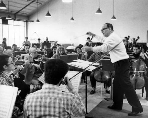 Ennio Morricone, una vita dedicata alla musica  2