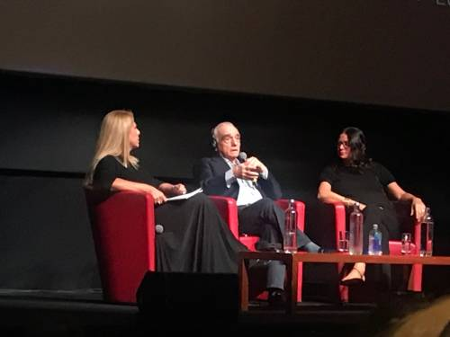 "Scorsese presenta ""The Irishman"", saga criminale con De Niro e Al Pacino"