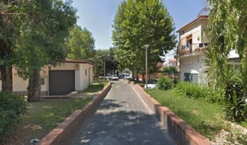 Il luogo a Mondragone dove è stato ucciso l'anziano