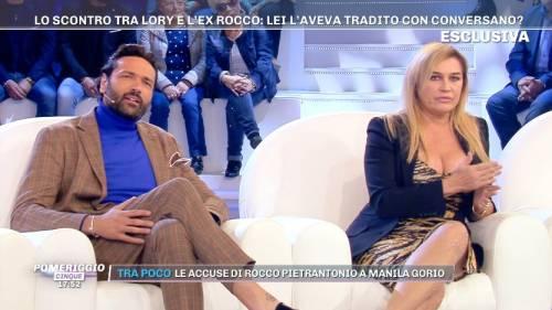 """Lory Del Santo: """"Giovanni Conversano mi tese una trappola 10 anni fa"""""""