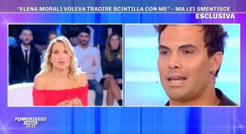 """Fabio Rondinelli conferma il flirt con Elena Morali: """"Ho le prove di quello che dico"""""""