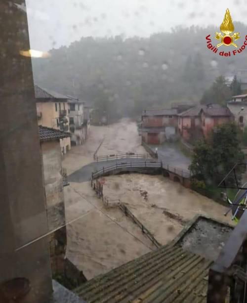 Maltempo, una frana colpisce Rossiglione: evacuate 20 famiglie 4