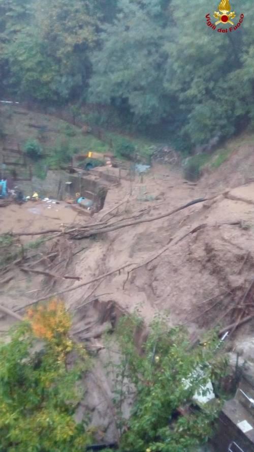 Maltempo, una frana colpisce Rossiglione: evacuate 20 famiglie 2