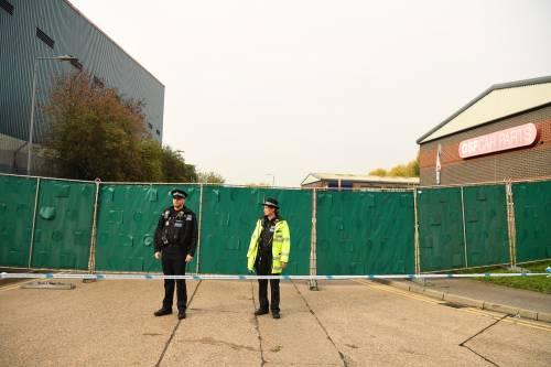 Trovati 39 corpi su un camion nell'Essex 6