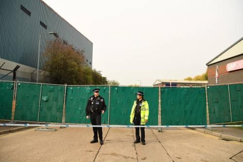Trovati 39 corpi su un camion nell'Essex 2
