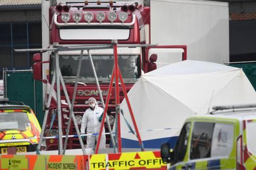 Trovati 39 corpi su un camion nell'Essex 4