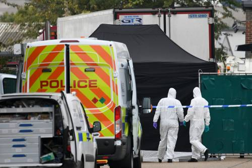 Trovati 39 corpi su un camion nell'Essex 3