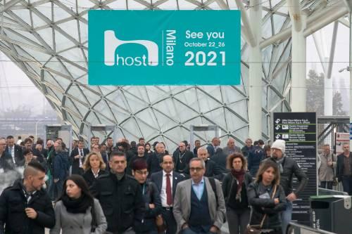 Host, edizione dei record: oltre 200mila presenze, il 40% estere