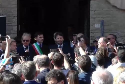 Il ministro Franceschini riapre la Casa del Bicentenario a Ercolano